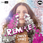 Carátula de: Lonely heart (Remixes)