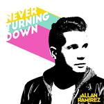 Carátula de: Never turning down
