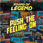 Carátula de: Push the feeling on
