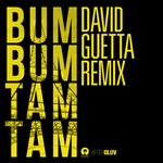 Carátula de: Bum bum tam tam (Remix)