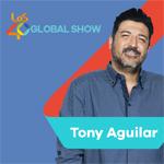 Tony Aguilar repasa los charts mundiales en LOS40 Global Show