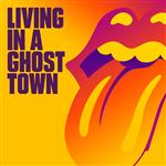 Carátula de: Living in a ghost town