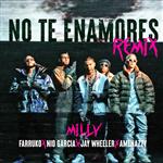 Carátula de: No te enamores (Remix)