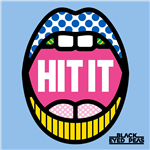 Carátula de: Hit it