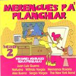 Carátula de: Merengues pa' planchar Vol. 2