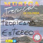Carátula de: Música tropical de Colombia Vol. 10