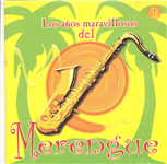 Carátula de: Los años maravillosos del merengue 1