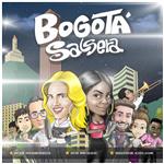 Carátula de: Bogotá salsera