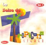 Carátula de: La salsa de tropicana estéreo