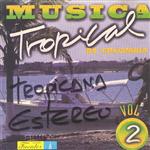 Carátula de: Música tropical de Colombia Vol. 2