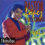 Carátula de: Pastor López y su combo vol. 2