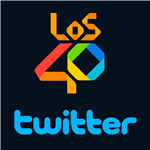 Síguenos en twitter en @los40mx