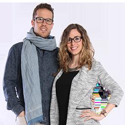 Marc Orozco i Xènia Roset