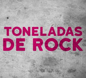 Imagen de Toneladas de Rock
