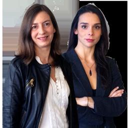 Consuelo Bautista y Elena López