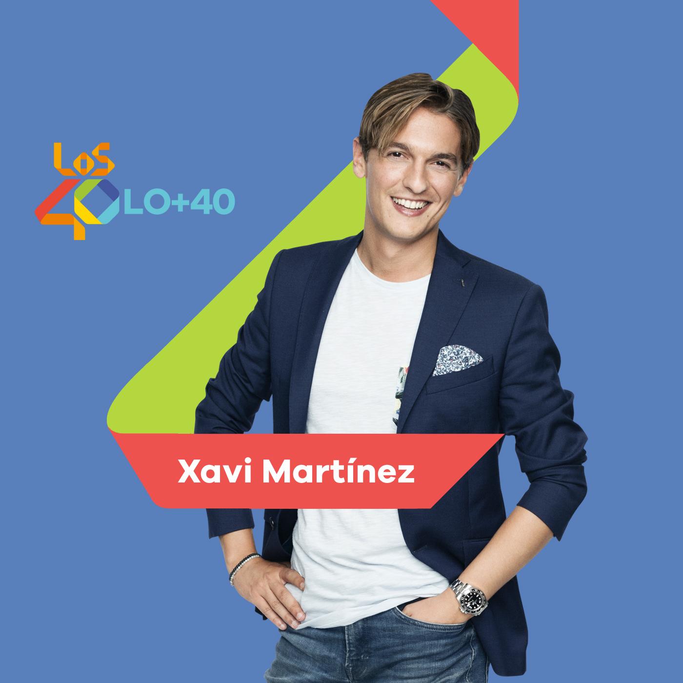 LO+40 11/10/17 18 a 19h.  Xavi Martínez estrena en exclusiva lo nuevo de Ruth Lorenzo