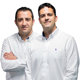 Carlos Martínez y Pablo Campos