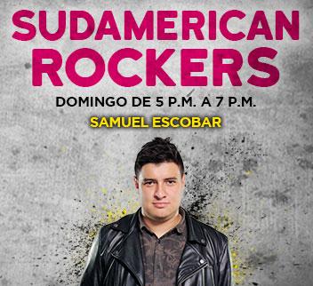 Imagen de Sudamerican Rockers