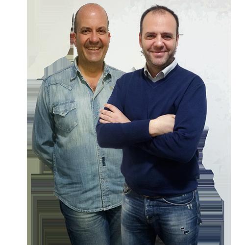 David Marqueta y Juanjo Hernández