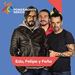 Escucha Pongámonos Serios en LOS40 Chile