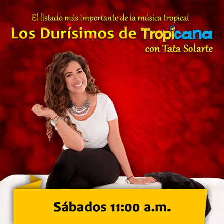 Los Durísimos con Tata Solarte (08/09/2018 - Tramo de 10:00 a 11:00)