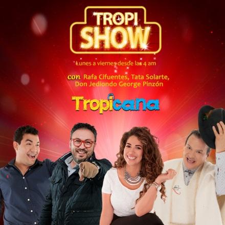 El Tropishow (19/07/2018 - Tramo de 08:00 a 09:00)