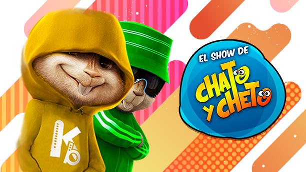 El show de Chato y Cheto