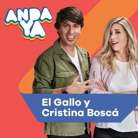 Anda Ya  (09/11/2018 - Tramo de 10:00 a 11:00)