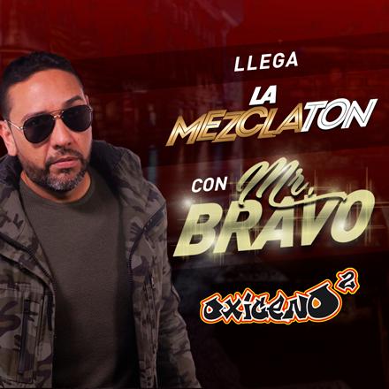 La Mezclatón de Oxígeno (10/07/2018 - Tramo de 19:00 a 20:00)