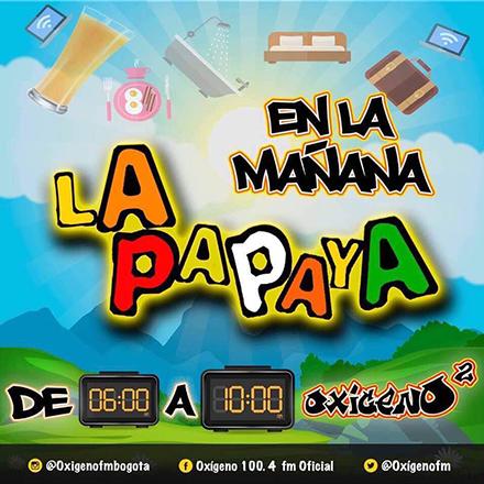 La Papaya (16/04/2019 - Tramo de 08:00 a 09:00)