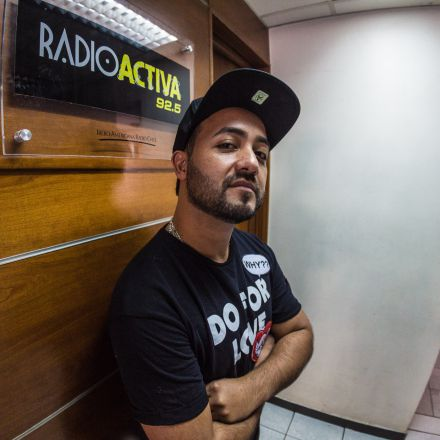 La jaula del Mono RadioActiva (04/11/2018 - Tramo de 02:00 a 03:00)