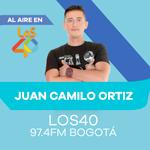 Escucha Música con Juan Camilo Ortiz en LOS40 Colombia