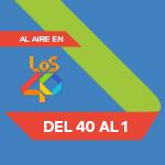 Escucha Del 40 al 1 en LOS40 Colombia