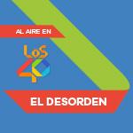 Escucha El Desorden en LOS40 Colombia