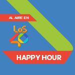 Escucha Happy Hour en LOS40 Colombia