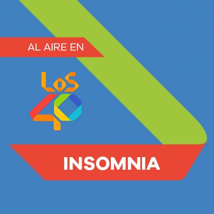 Insomnia (08/11/2018 - Tramo de 18:00 a 19:00)