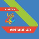 Escucha Vintage 40  en LOS40 Colombia
