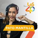Escucha Música 40 con Pato Mantilla en LOS40 Colombia