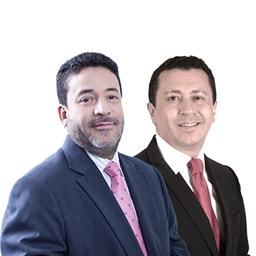 Héctor Eduardo Chávez y Edward Acero