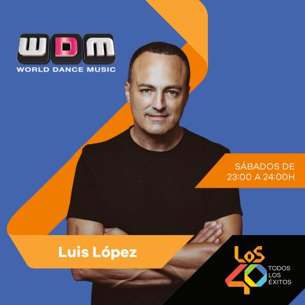 World Dance Music (27/10/2018 - Tramo de 21:00 a 22:00)