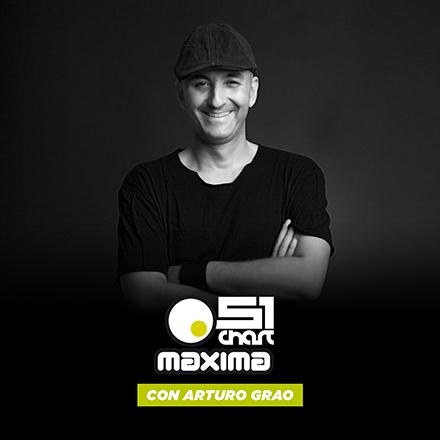 Maxima 51 Chart (07/02/2019 - Tramo de 18:00 a 19:00)