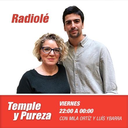 """Temple y pureza """"De una ronda de fandangos a los cantes en desuso"""" Parte II con Mila Ortiz y Luis Ybarra (12/04/2019 - Tramo de 23:00 a 23:59)"""
