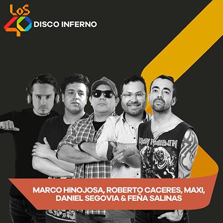 Disco Inferno (28/04/2019 - Tramo de 00:00 a 01:00)