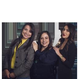 Pilar Velásquez, Juliana Salazar y Sarah Castro