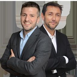 Aimar Bretos y Javier Ruiz