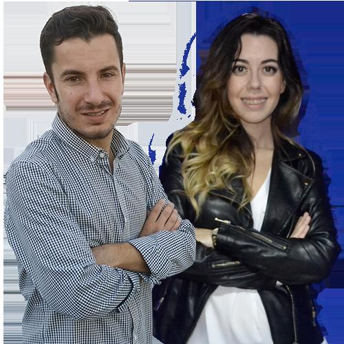 Eski Macías y Paloma González