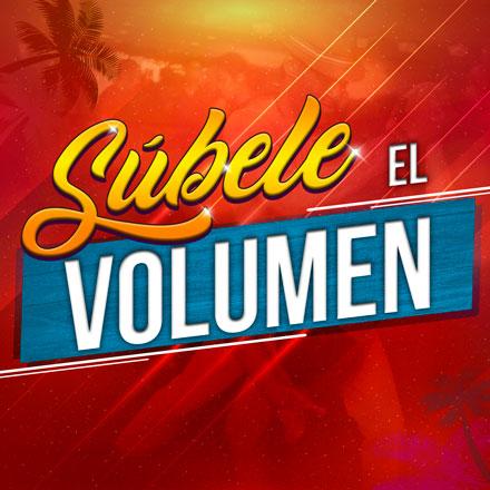 Súbele el Volumen (17/10/2020 - Tramo de 19:00 a 20:00)
