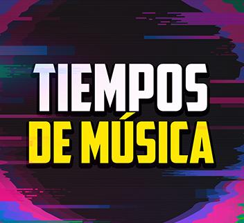 Imagen de Tiempos de Música