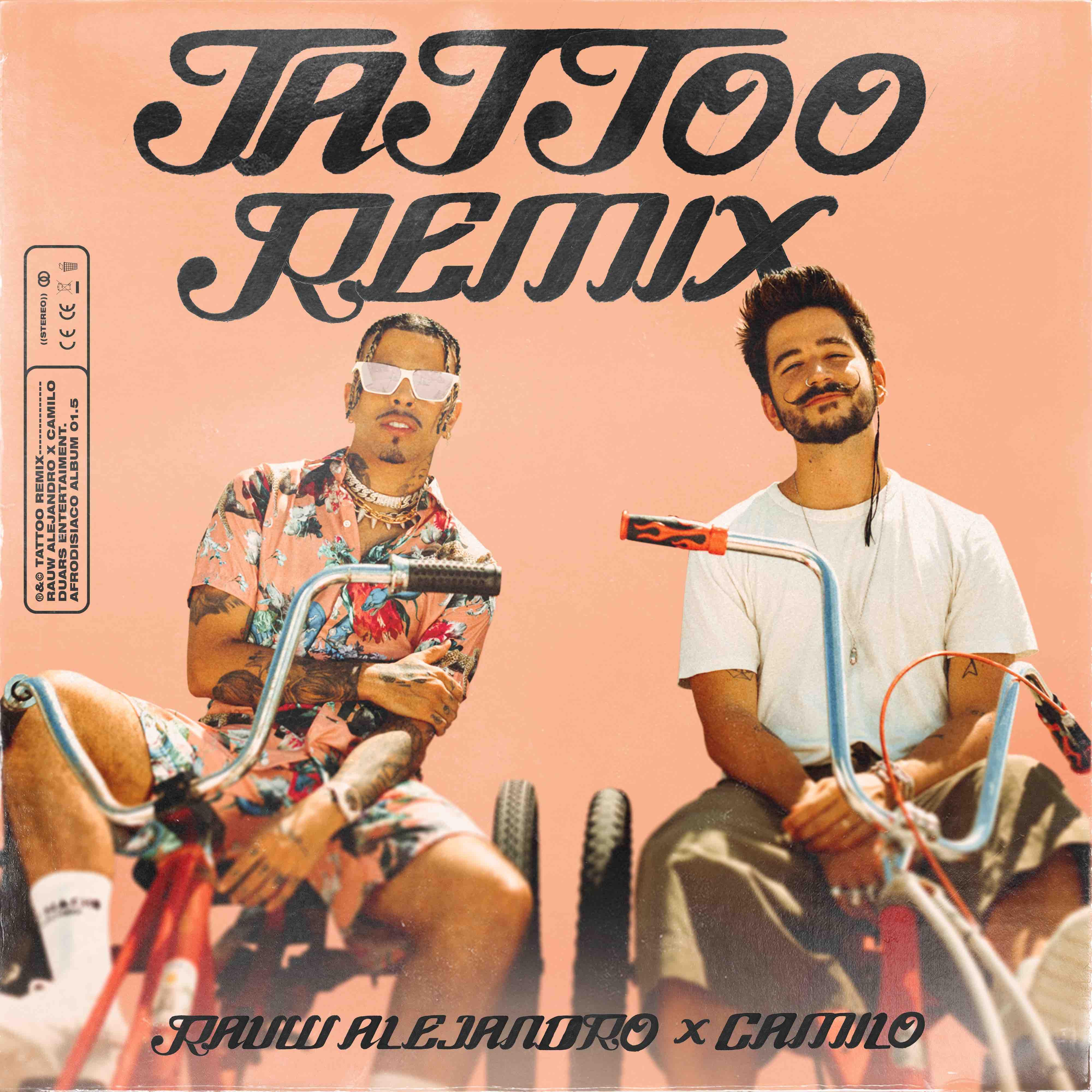 Carátula de: Tattoo (Remix)