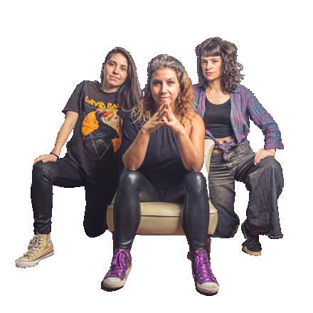 Udara: Mujeres y Rock